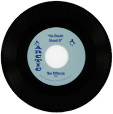"""THE TIFFANYS  """"NO DOUBT ABOUT IT""""  PREVIOUSLY UNRELEASED   NORTHERN SOUL"""