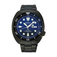 BRAND Seiko Turtle Black Save The Ocean Watch SRPD11K1