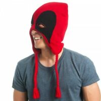 Deadpool Mask Wade Wilson Marvel Comics Licensed Laplander Hat