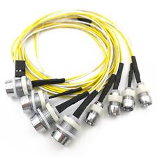 8x Upgrade White Red Yellow LED Lights For RC Model Car Truck Tank Boat - UK