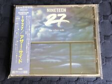 1927 - The Other Side (1990) MOVING PICTURES RARE JAPAN CD!! *NM*