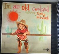 Bobby Sherwood – I'm an Old Cowhand (Jubilee JLP-1040)