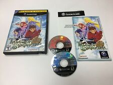 Tales of Symphonia Nintendo Gamecube COMPLETE