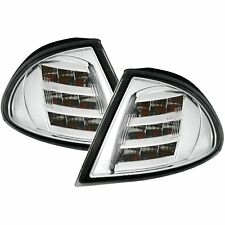 PAR INTERMITENTES ANTES CROMO LED BMW SERIE 3 E46 BERLINA TOURING 5/1998-8/2001