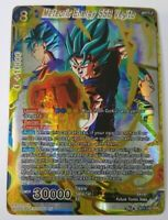 Meteoric Energy SSB Vegito - Dragon Ball Super CCG NM/M BT7-118 SPR