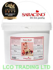 Saracino White Modelling Model Pasta Sugarpaste Paste 5kg CHEAPEST
