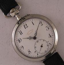 Vintage CHRONOMETRE CROISSANT Hi Grade Swiss Wrist Watch Fully Serviced