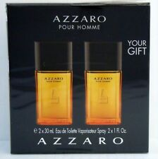 AZZARO POUR HOMME * Azzaro 1.0 oz / 30 ml EDT Men Cologne Spray (Set of 2)