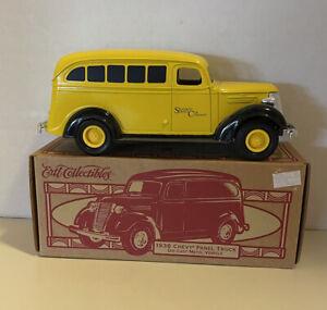 Ertl 1938 Chevy Panel Truck 1995 Collectors Die Cast Metal Model Skagway street