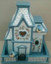 Ardleigh Elliott Porcelain Music Box Primrose Perch Home Is Where The Heart Is