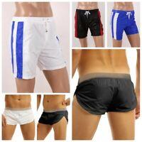 Men's Swimming Shorts Quick Dry Swim Shorts Beach Trunks Shorts Workout Sport
