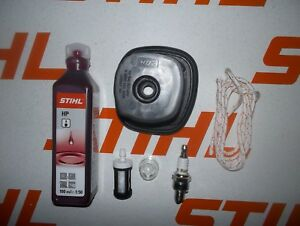 STIHL BG86,SH86 HD2 AIR FILTER AND COMPLETE SERVICE KIT