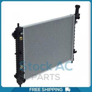 Radiator for Buick Enclave / Chevrolet Traverse / GMC Acadia / Saturn ... QU