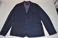 BEN SHERMAN GOLF NAVY BLUE 2 BUTTON JACKET COAT MENS SIZE XL