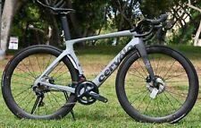 New Carbon Road Bike Cervelo S5 Ultegra DISC Size 54 Complete Bike