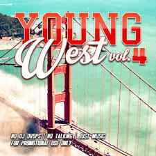 YOUNG WEST VOL. 4 – E-40-T-PAIN-KID INK-BERNER-YG-THE KID RYAN-PROBLEM-LIANE V