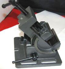"""SCT 4 """"/ 100 mm inclinable Perceuse à colonne Vice pour machine de forage"""