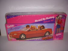 BARBIE ME AND MY MUSTANG DELUXE SET, RARE, MATTEL #11929, 1994, SUPER CONDITION!