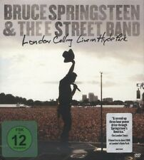 "BRUCE SPRINGSTEEN ""LONDON CALLING LIVE IN..."" 2 DVD NEU"