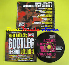 CD BOOTLEG SESSION compilation VOL 3 PROMO SUPERGRASS MUSE VYVYAN (C2*) no lp mc