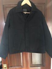 Vintage Men's VERSACE JEANS COUTURE Black Jacket Size Small