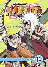 Naruto - Vol.14 : Jiraiya Returns ( DVD, 2002 )