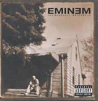 EMINEM the marshall mathers lp (CD album) hip-hop