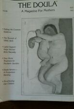 The Doula, a magazine for mothers Issue #23 topics VBAC, Cesarean, labor support