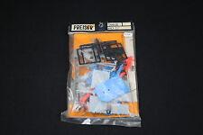 W704 vintage PREISER Train Maquette Ho 760B Grue plastique diorama crane baukran