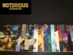 Middlewest 1-18 Complete Comic Lot Run Set Image Skottie Young Collection