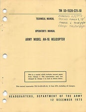 AH-1G Helicopter Operator's Manual  Flight Manual  (CD version)