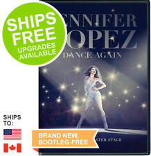 Jennifer Lopez Dance Again (DVD, 2016) NEW, Documentary, Concert, Live, J Lo