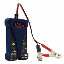 Motopower Mp0514b Testeur de Batterie Numérique Voltmètre et 2) - Blue