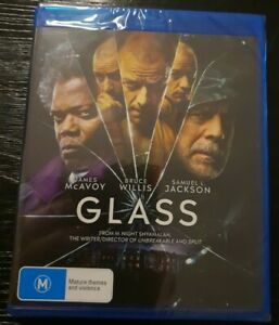 Glass (Blu-Ray) Region B Brand New Sealed