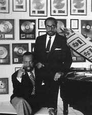 "Gamble and Huff 10"" x 8"" Photograph"
