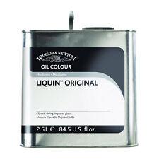 Winsor & Newton Liquin Originale veloce asciugatura dipinto ad olio medio da 2.5 LITRI 2500ml