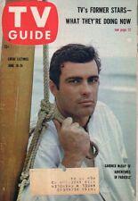 1960 TV Guide June 18 - Gardner Mckay-Adventures in Paradise; Shelley Fabares