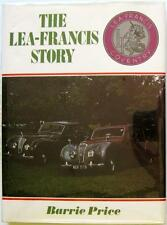 THE LEA-FRANCIS STORY BARRIE PRICE CAR BOOK ISBN:0713407859