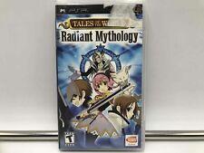 Tales of The World Radiant Mythology System: Psp Used