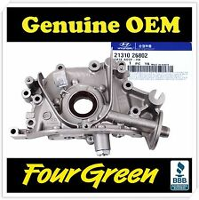 Engine Oil Pump Case for Hyundai Kia Accent Rio Rio5 OEM NEW [2131026802]