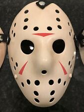 Friday The 13th Jason Voorhees Custom Painted Mask Part 3 III