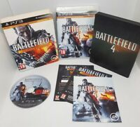 VERY RARE BATTLEFIELD 4 DELUXE EDITION PS3 GAME FAST FREE UK POST
