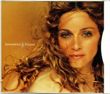 Madonna FROZEN (Retail Promo Maxi CD Single) (1998)