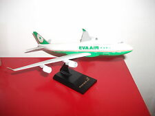 avion plane EVA Air Thailand boeing 747 400 EVER RISE RISE SOON 27cm de long