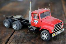 Vintage Ertl IH International Harvester Truck Model Kit Built toy Original C