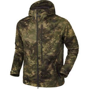 CLEARANCE HUNTING JACKET MENS S-2XL WATERPROOF SILENT ENGLISH CAMO BEATING SMOCK