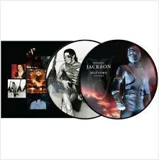 MICHAEL JACKSON - HISTORY: CONTINUES - 2 LP Picture Disc VINYL NEW ALBUM