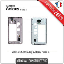 Châssis blanc Original Samsung Galaxy Note 4 N910
