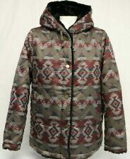 *NEW* Pendleton Ladies' Reversible Faux Fur Printed Coat