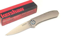 "KERSHAW 3871WM Amplitude Assisted Open framelock knife 4 1/8"" closed 3871 NEW!"